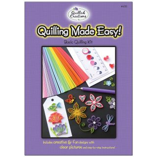 Quilling Kit Quilling Made Easy Today $13.29 5.0 (1 reviews)