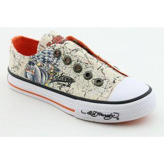 Ed Hardy Boys Lowrise Beige Casual Shoes