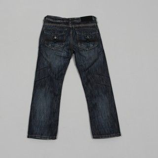 Buffalo by David Bitton Big Boys Darion Straight Leg Denim Jeans