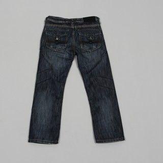Buffalo by David Bitton Big Boys Darion Straight Leg Denim Jeans