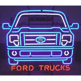 Ford Trucks Neon Sign   Signs