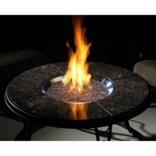 Outdoor GreatRoom Granite Gas Fire Pit Table   Propane Fire Pits at