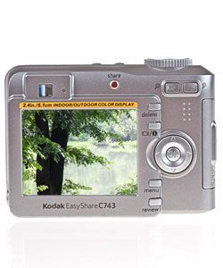 Kodak Easyshare C743 Digital Camera (Refurbished)