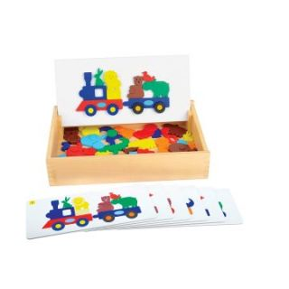 Guidecraft Animal Train Sort and Match   Kids Activities