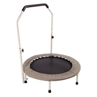 Stamina InTONE Jogger 38 in. Mini Trampoline with Handlebar   Fitness