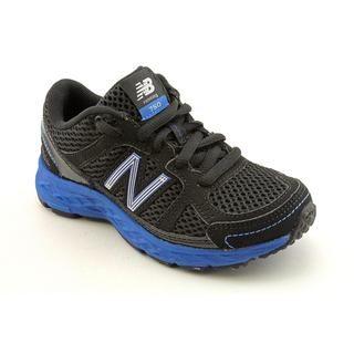 New Balance Boys KJ750 Mesh Athletic Shoe