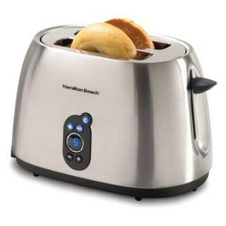 Hamilton Beach 22502 Digital 2 Slice Toaster