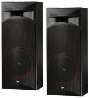 Cerwin Vega CLS15 15 inch 3 way Tower Speakers