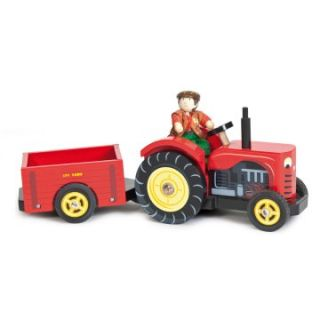 Le Toy Van Berties Tractor   Playsets