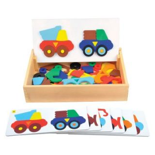 Guidecraft Construction Truck Sort &Match   Kids Activities at