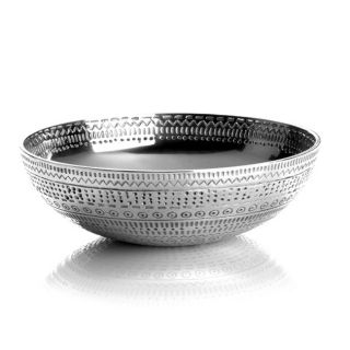 Lisa Jenks Tattoo 12 inch Round Serving Bowl