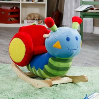 Sandy Snail with Sound Rocking Toy   Rocking Animals