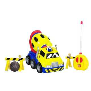 Kid Galaxy My First RC Cement Mixer