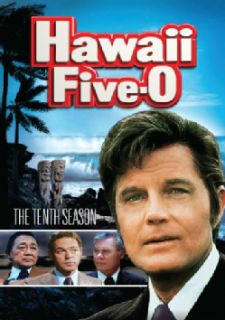 Hawaii Five O The Tenth Season (DVD)