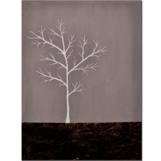 Nicole Dietz Grey on White Series Canvas Art
