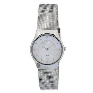 Skagen Womens Crystal Watch