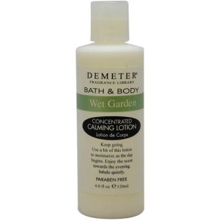 Demeter Wet Garden Womens 4 ounce Calming Lotion Today: $10.99