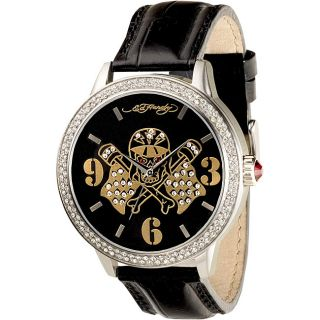 Ed Hardy Mens Apollo Los Angeles Watch