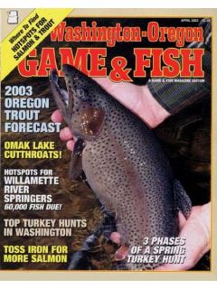 Washington Oregon Game & Fish