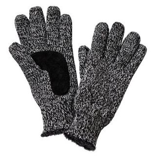 Isotoner Marled Knit Gloves