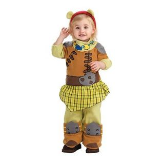 Shrek Forever After Fiona Warrior Costume