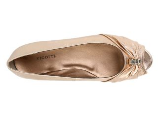 Vigotti Artie Gold Metallic Leather
