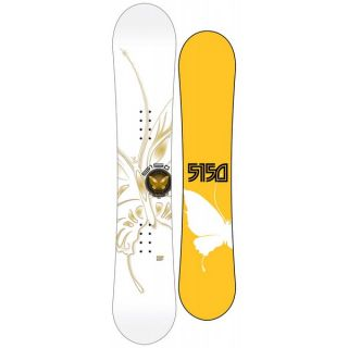 5150 Amethyst Snowboard 154   Womens up to 60% off