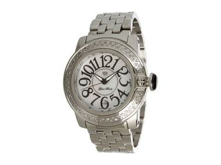 Glam Rock SoBe 44mm Stainless Steel Watch with Diamonds  GR32007D