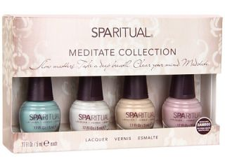 SpaRitual Meditate 4 Piece Mini Lacquer Kit