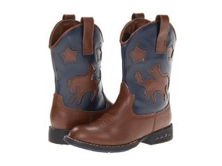 Roper Kids Western Lights Cowboy Boots (Toddler/Youth)