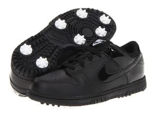 Nike Kids Dunk Jr. Golf (Youth) Black/Black