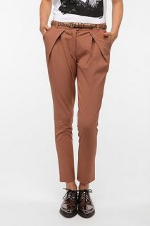 Sparkle & Fade Pleat Front Trouser