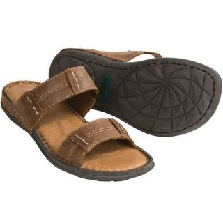 Josef Seibel Fiona Slide Sandals   Leather (For Women)   Save 63%