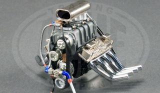 Acme 1 18 Scale Super Rat Altered Engine