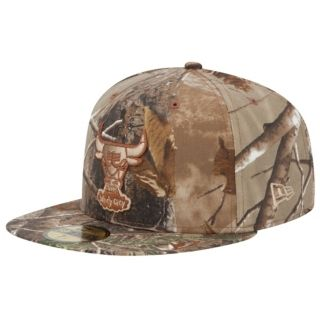 New Era 59Fifty NBA Real Tree Camo Cap   Mens   Basketball   Fan Gear