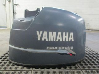 Yamaha 50HP Outboard Motor Hood Top Engine Cowl 62Y 42610 00 4D