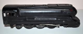 Pre War Lionel Locomotive Engine 1668 with Tender 1689T