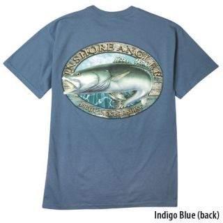 Inshore Angler S/S Speckled Trout T Shirt