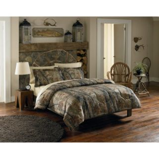 Realtree APG Camo Full Comforter Set