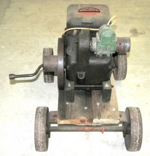 FAIRBANKS Morse CO Hit and Miss Engine Model Z Style D (1 ½ hp) With