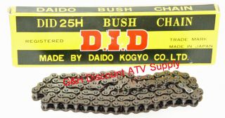 New Did Engine Timing Cam Chain 1985 1986 Honda TRX125 TRX 125