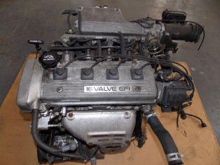 Toyota Corolla JDM 5A FE 16 Valve Engine 5AFE Motor Japanese Imported