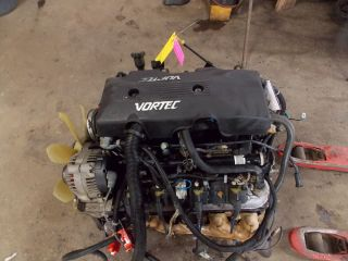 Liter Vortec Engine Motor Drop Out LR4 Chevy GMC Silverado 129K