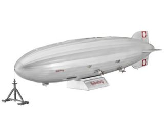 Revell Model Kit Airship LZ 129 Hindenburg 04802 New
