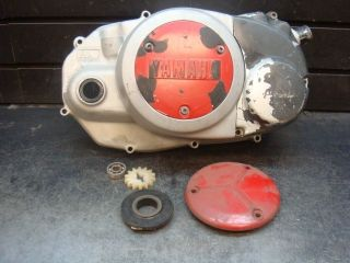 Yamaha RZ350LC RZ350 LC RD350LC Engine Case Clutch Cover Parts