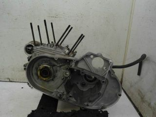97 Harley Davidson Sportster Engine Cases Crankcase