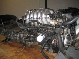 Skyline R33 240SX 180SX RB25DET Series II MT Engine 240SX RB25 DET