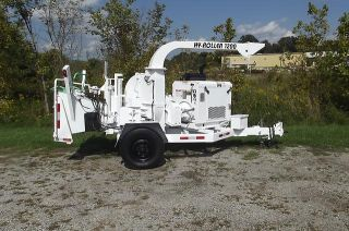 2003 Woodchuck Hyroller 1200 Deutz Diesel Wood Chipper