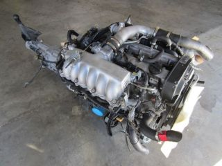 Nissan Skyline RB25DET Engine Manual Transmission RB25 R33 Series II