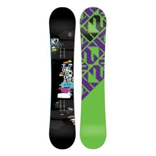 K2 Mens 09 Turbo Dream Snowboard